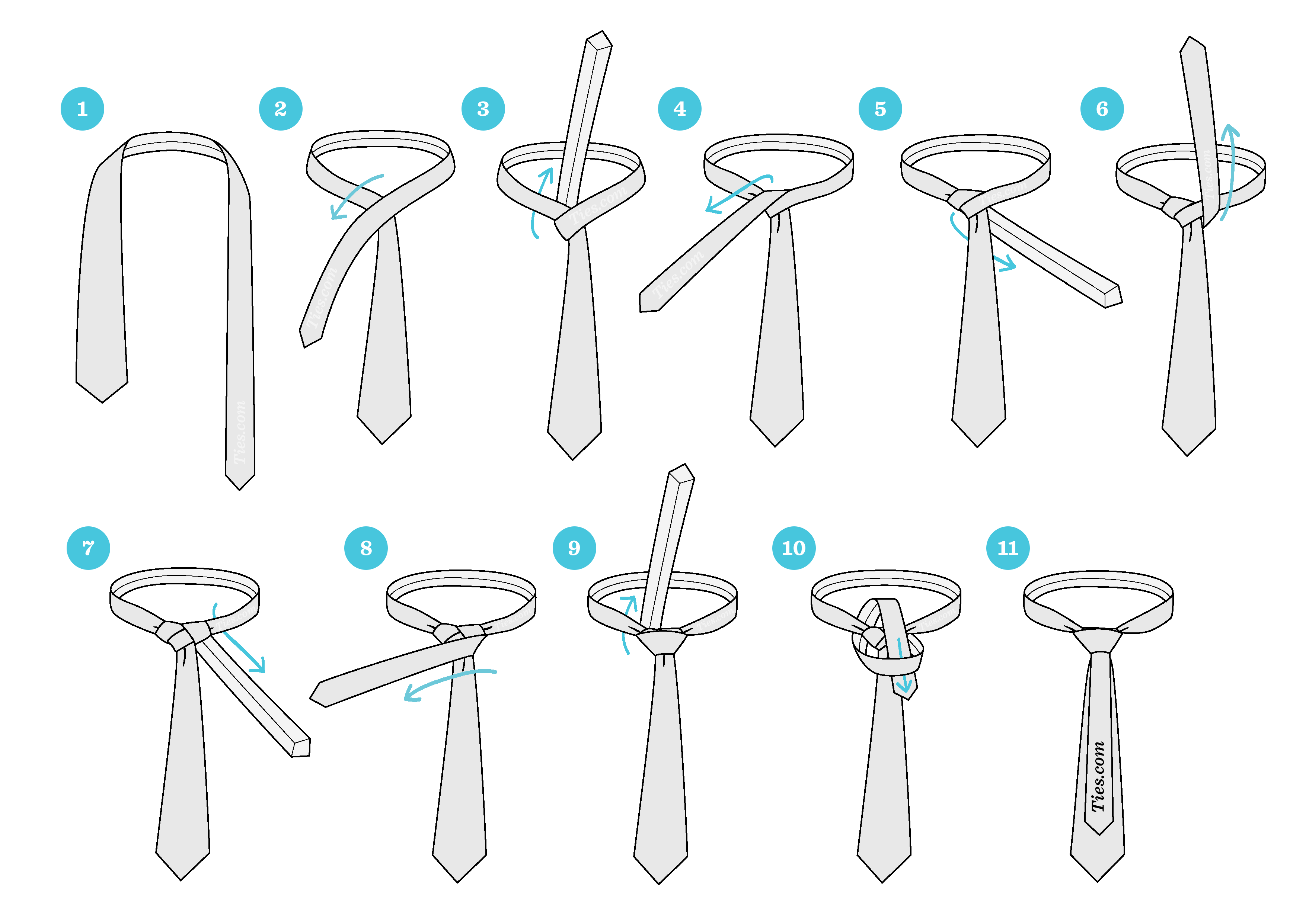 How To Tie A Murrell Knot | Ties.com
