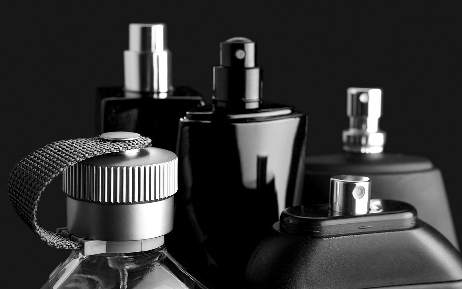 Assortment of Mens cologne