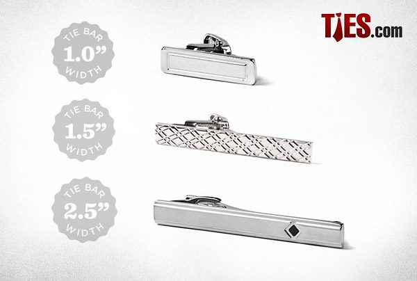 Tie Bars from Ties.com®