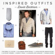 Inspired Outfits: David Beckham