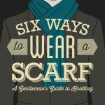 Six Way to Wear a Men's Scarf