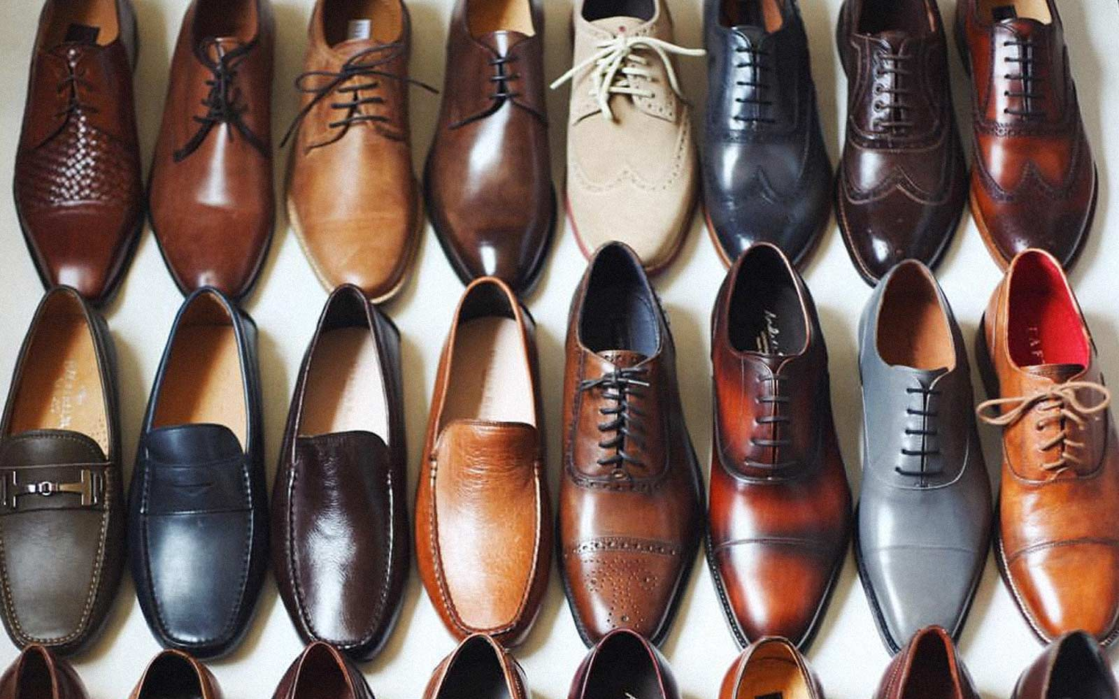 Men's Dress Shoe Guide