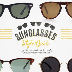 Sunglasses Style Guide