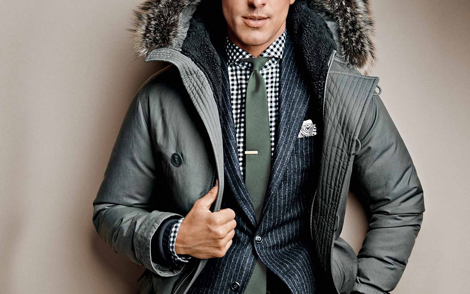 Men's Guide to Winter Coats