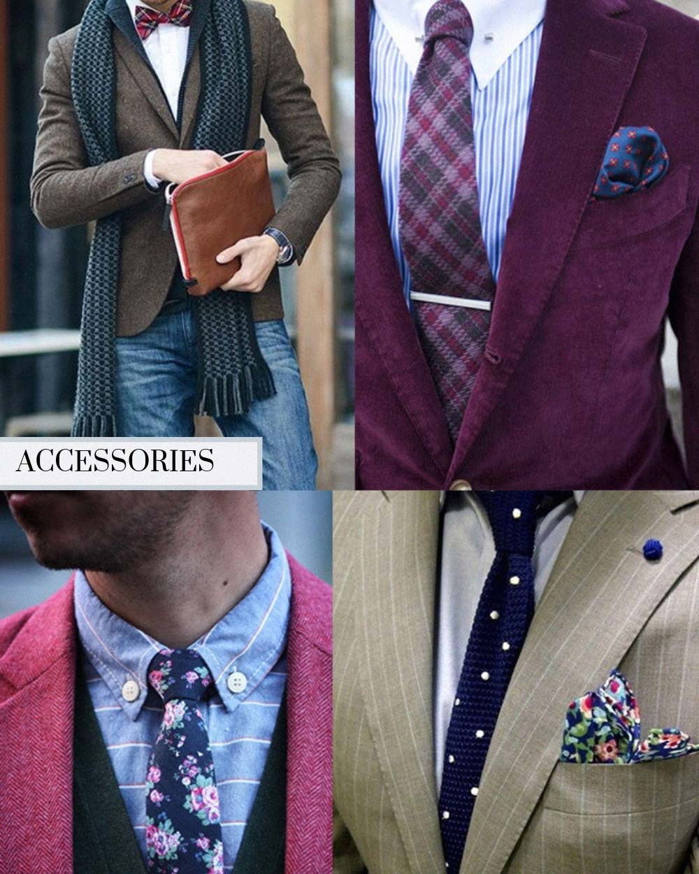 accessories for winter suits