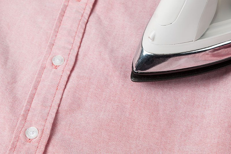 How to Iron a Shirt in Eight Easy Steps