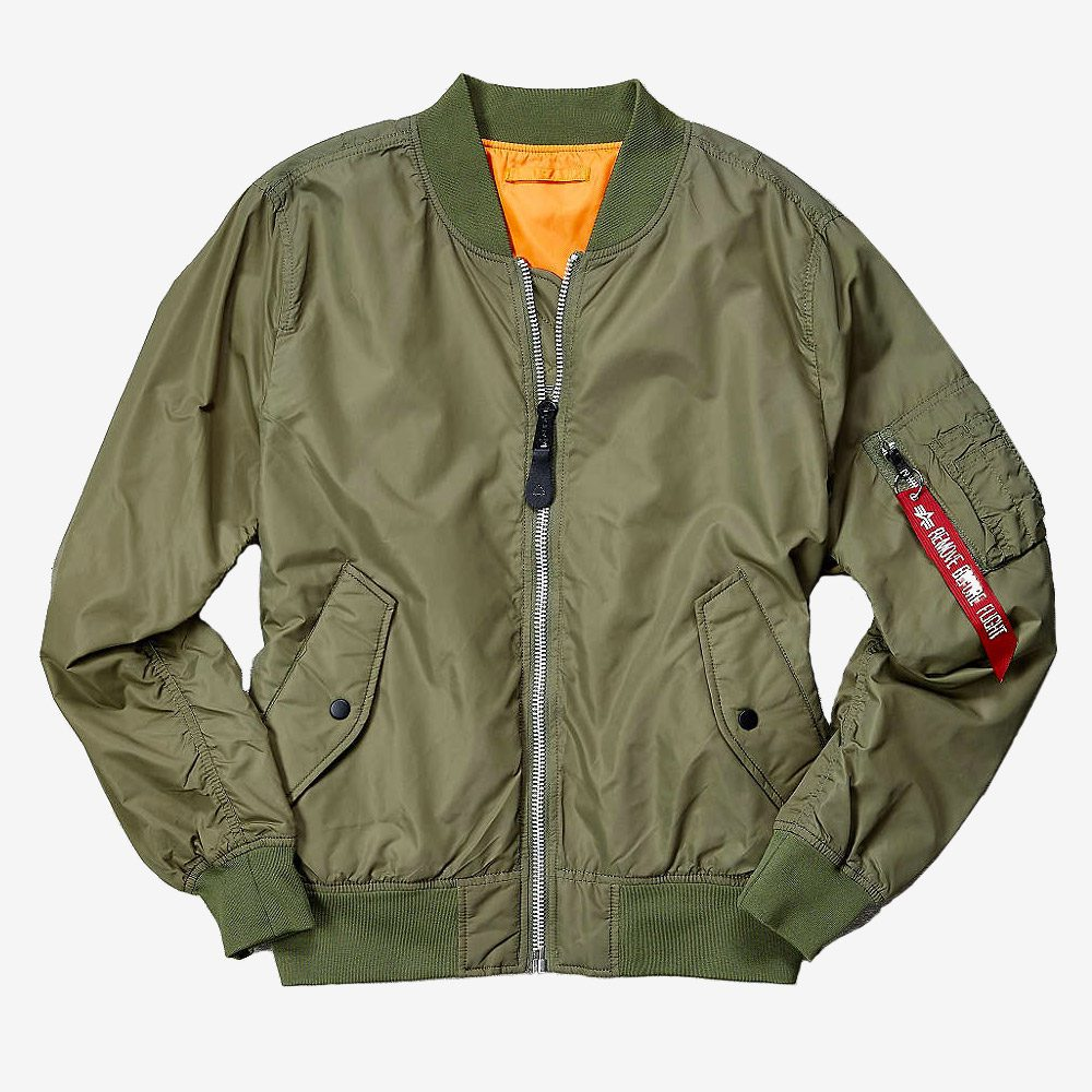8 Bomber Jackets Fit for Spring - The GentleManual