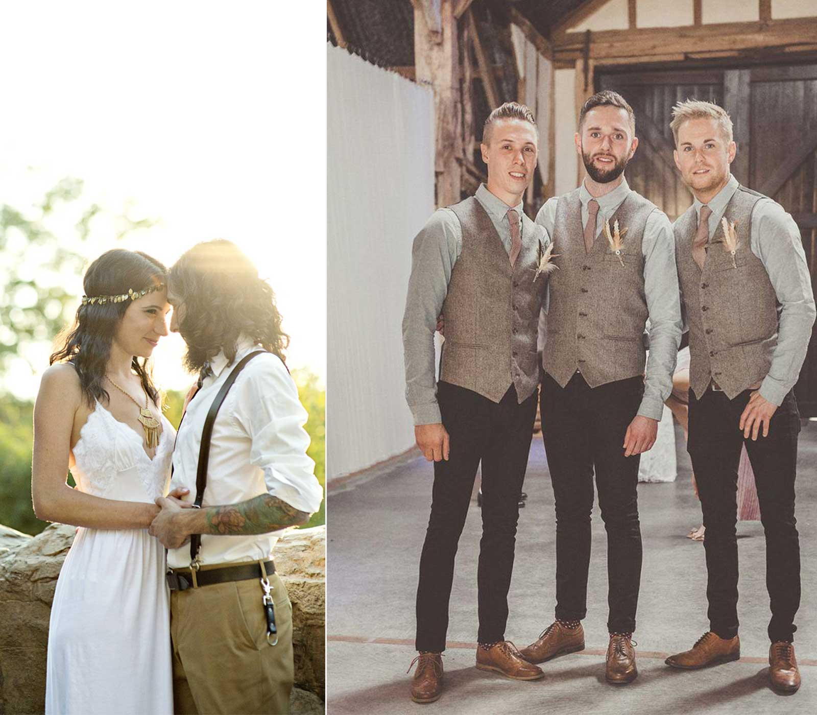 Style-Tips-Dapper-Grooms-Jacketless