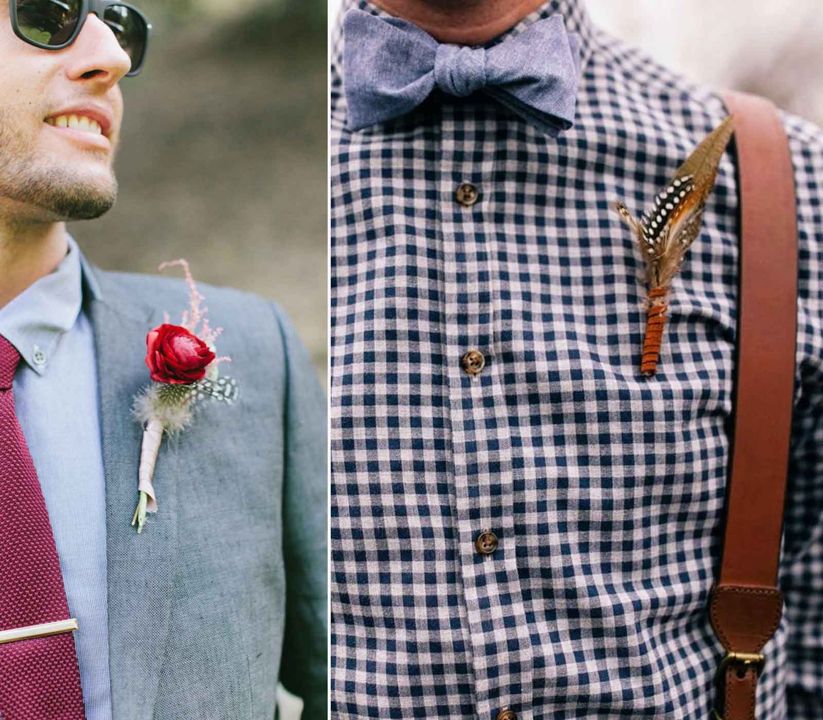 Style-Tips-Dapper-Wedding-Boutonniere