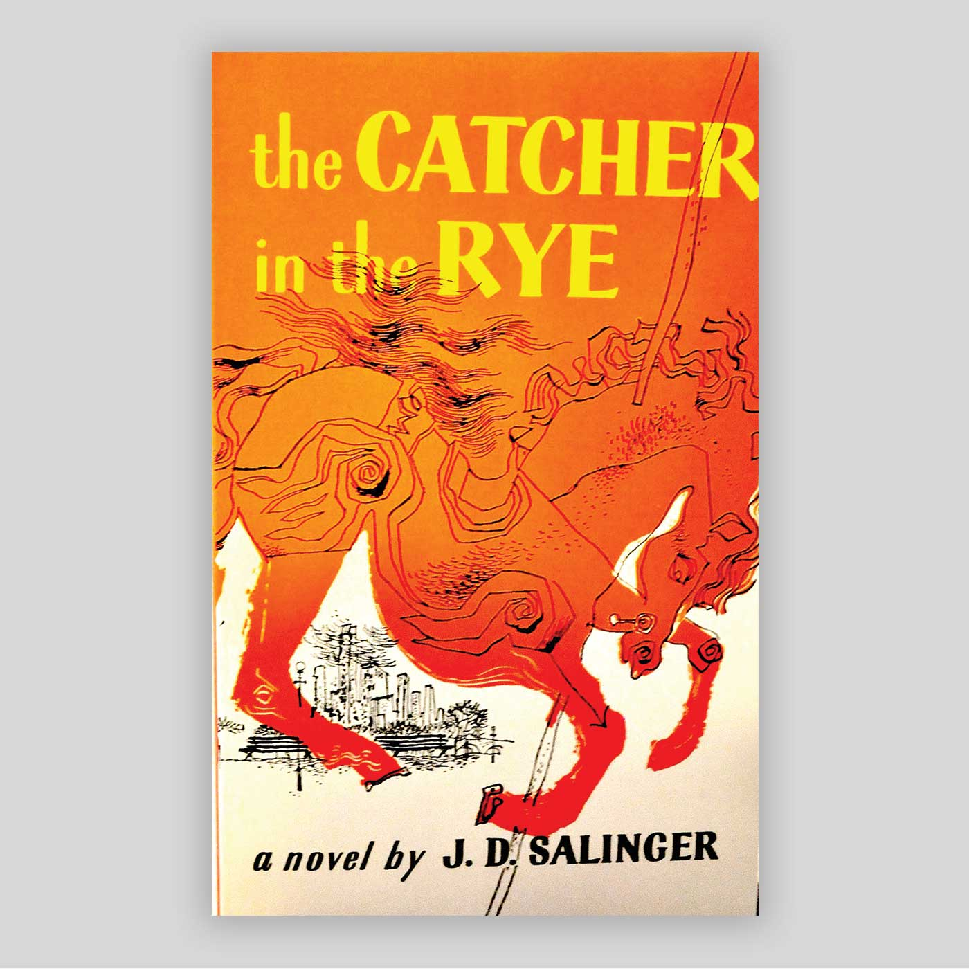 catcher-in-the-rye-book