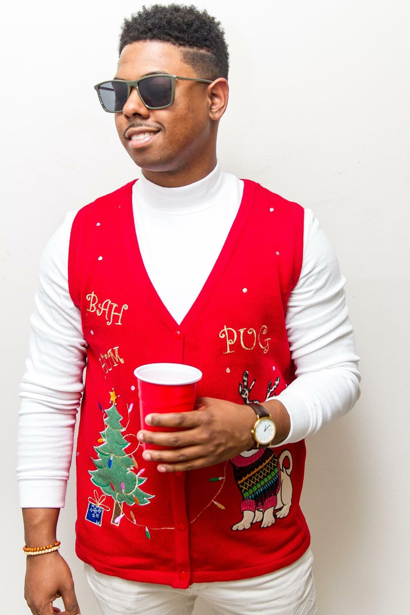 Devon Minnis - Ugly Sweater Party