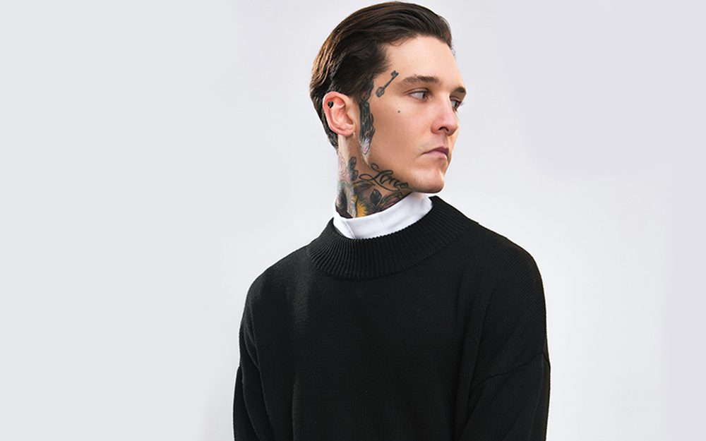 Mock Neck Layering