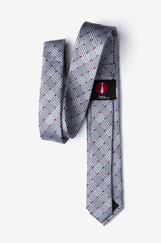 1960s Style Men's Clothing, 70s Men's Fashion Sicily  Skinny Tie by Ties.com -  Red Silk $25.00 AT vintagedancer.com
