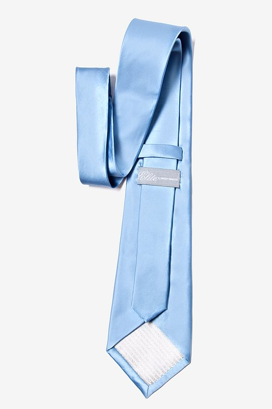 Baby Blue Extra Long Tie