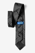 Periodic Table Black Extra Long Tie Photo (1)