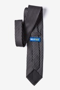 Pi Black Extra Long Tie Photo (1)