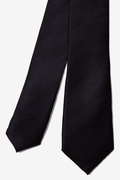 The Essential Black Skinny Tie Photo (2)