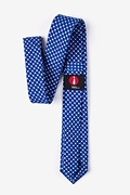 Descanso Blue Skinny Tie Photo (2)