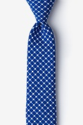 Descanso Blue Skinny Tie Photo (0)