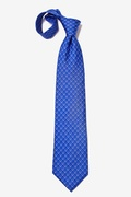 Scales Of Justice Blue Tie Photo (3)
