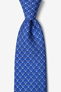 Scales Of Justice Blue Tie Photo (0)