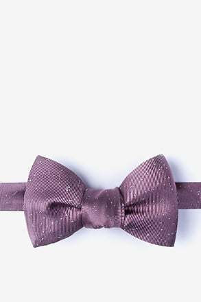 _Iceland Bridal Rose Self-Tie Bow Tie_