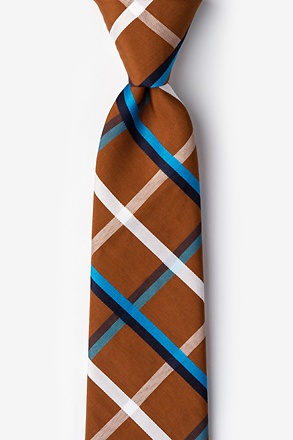 Bellingham Brown Tie