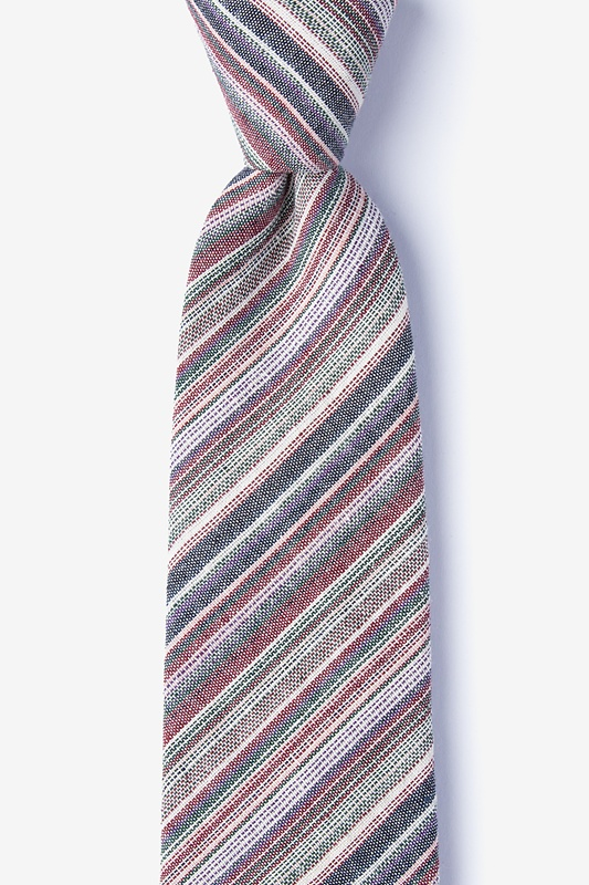 Eastlake Gray Extra Long Tie Photo (0)