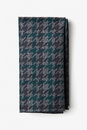 Chandler Green Pocket Square