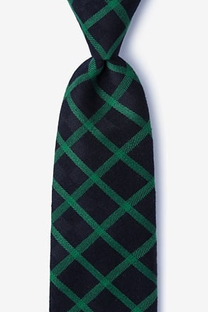 Joaquin Green Extra Long Tie