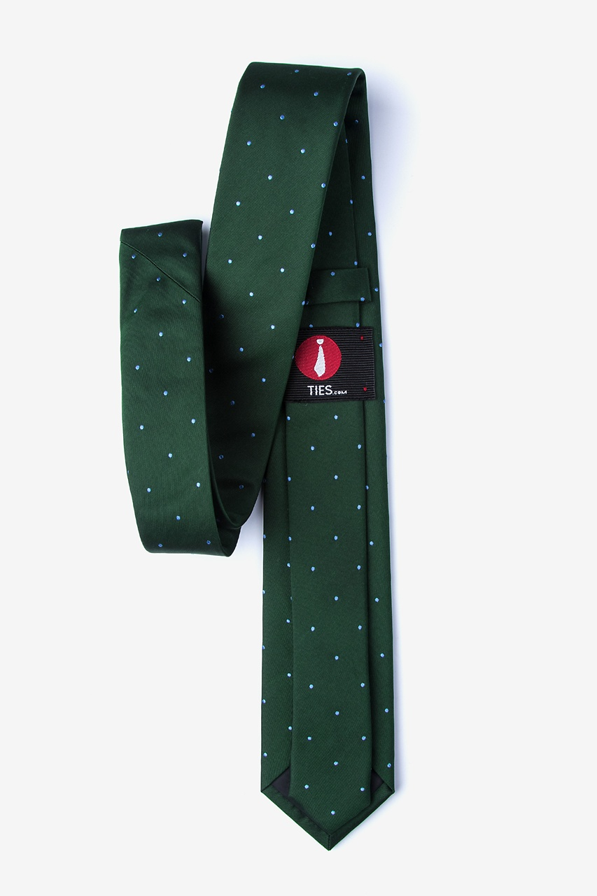 Griffin Green Skinny Tie Photo (1)