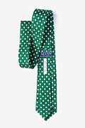 Par-Tee Time Green Extra Long Tie Photo (1)