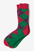 Christmas 4 Multicolor Sock Pack Photo (2)