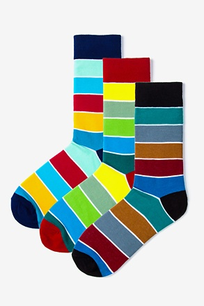 _Cypress 4 Multicolor Sock Pack_