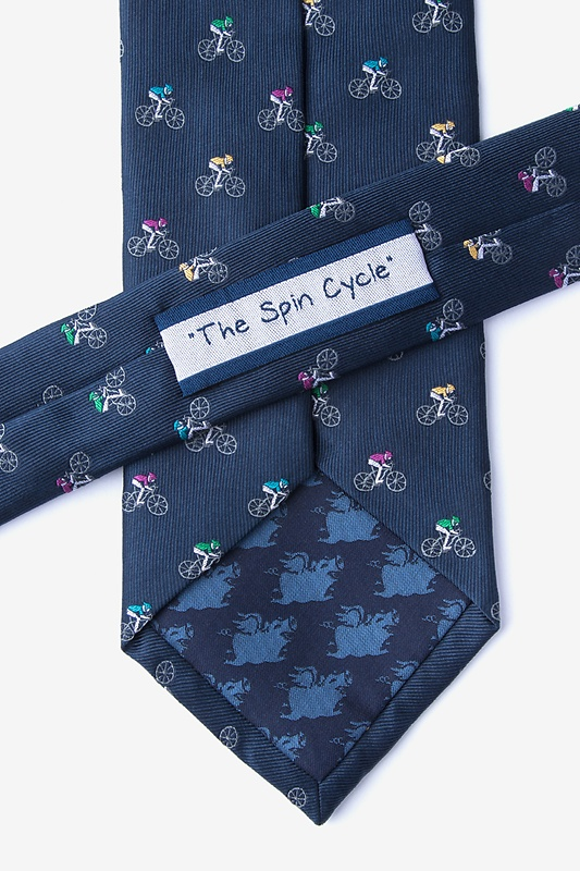 The Spin Cycle Multicolor Tie Photo (2)