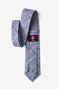 Globe Navy Blue Extra Long Tie Photo (2)