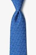 Off the Hook Navy Blue Tie Photo (0)