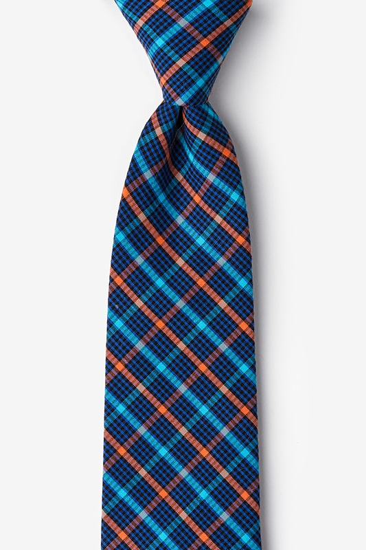 Sahuarita Orange Extra Long Tie Photo (0)