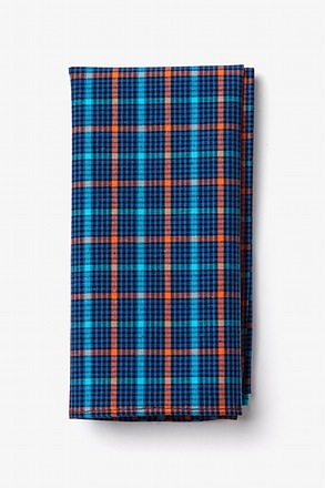 Sahuarita Orange Pocket Square