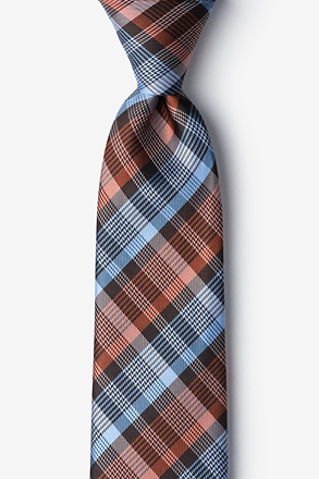 Cornwallis Orange Tie