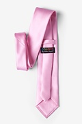 Pink Frosting Extra Long Tie Photo (2)
