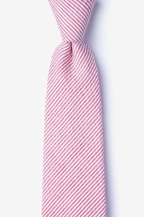 _Cheviot Red Tie_