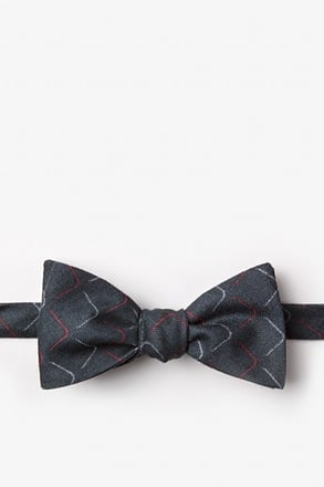 Mesa Red Self-Tie Bow Tie