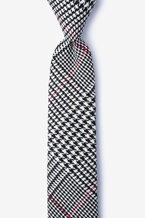 _Rock Red Skinny Tie_
