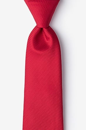 _Dominica Red Tie_