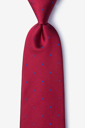 _Griffin Red Tie_