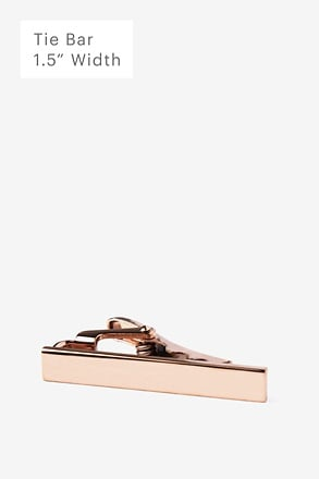 _Garland Rose Gold Tie Bar_