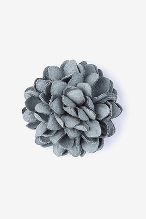 _Chrysanthemum Slate Lapel Pin_
