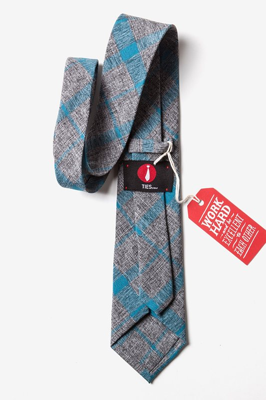 Kirkland Teal Tie Photo (2)
