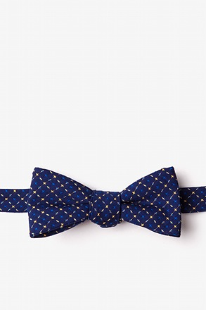 _Ashland Yellow Skinny Bow Tie_